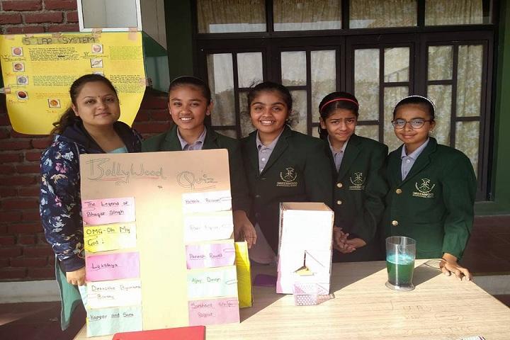 Greenwood International School-Bollywood Quiz