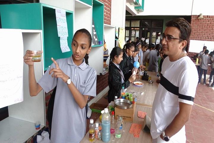 Greenwood International School-Science Day Celebration