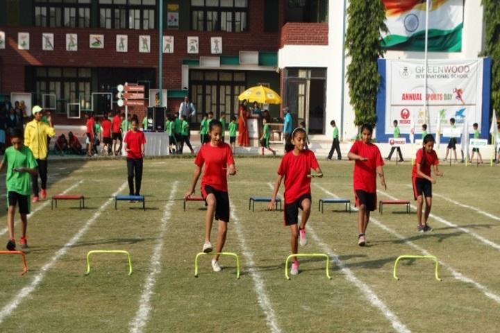 Greenwood International School-Annual Sports Day