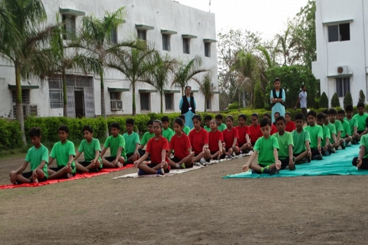 Greenwood  School-International Day of Yoga