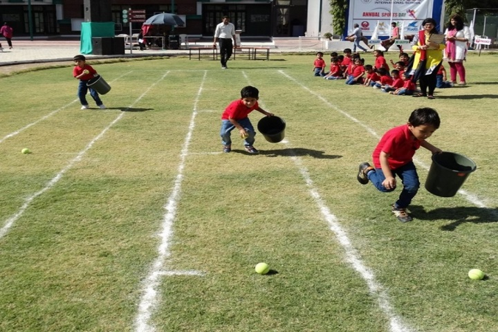 Greenwood  School-Outdoor Games