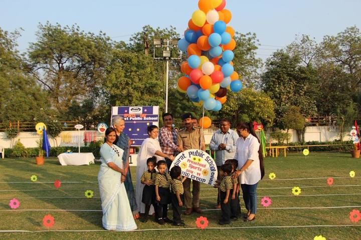 Gujarat Public School-Sports day