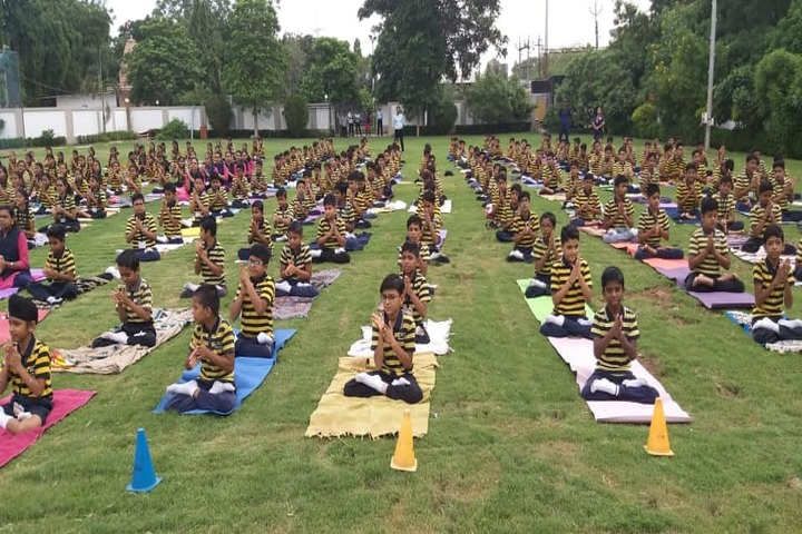 Gujarat Public School-Yoga