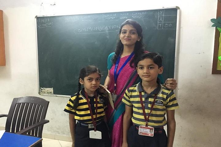 Gujarat Public School-Communication Class