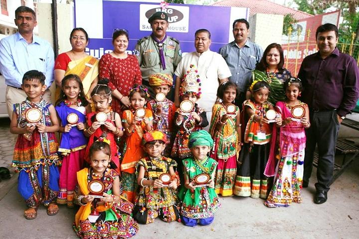 Gujarat Public School-Fancy Dress Competition