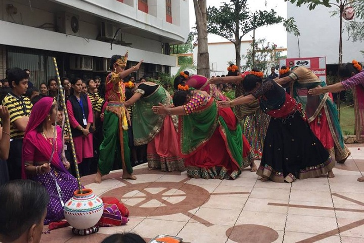 Gujarat Public School-Janmashtmi Celebrations