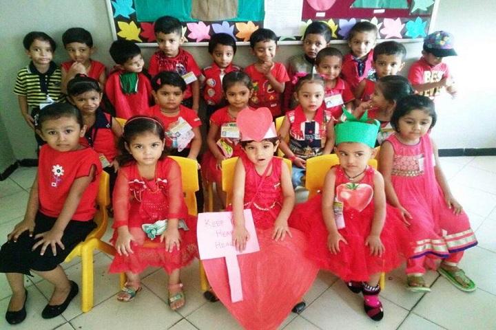 Gujarat Public School-Red Day