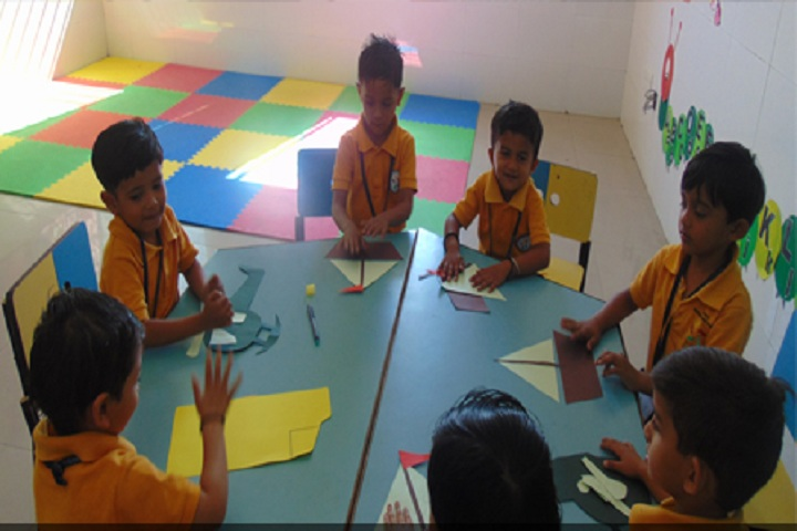 Hanumant high school-Activity on Transport
