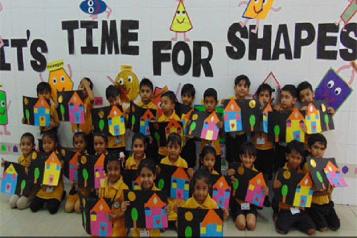 Hanumant high school-Shape Activity