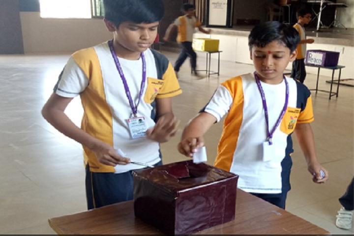 Hanumant high school-Student council