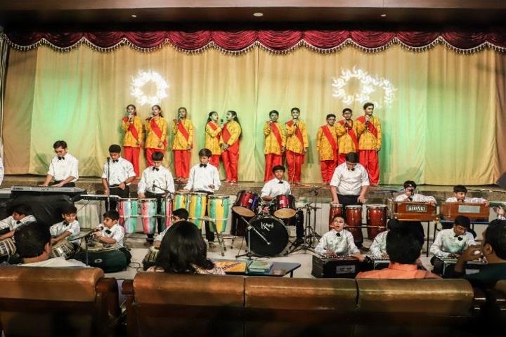 Hanumant High School- Music