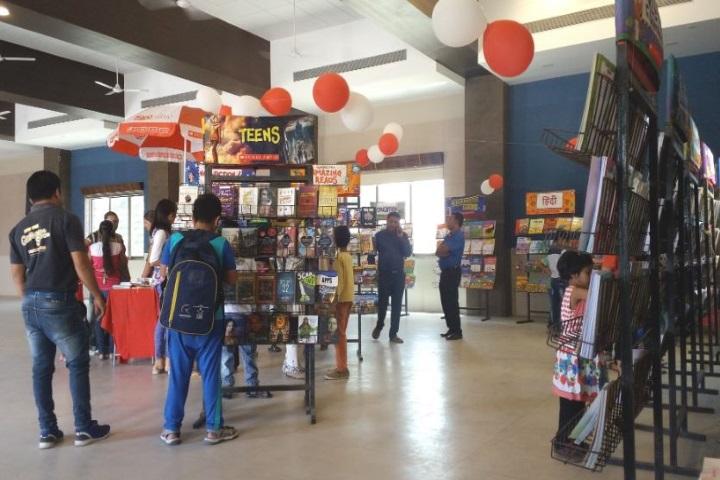 Hanumant High School-Books Fair