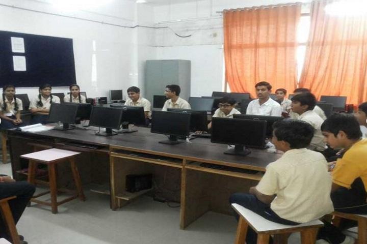 Hanumant High School-Computer Lab