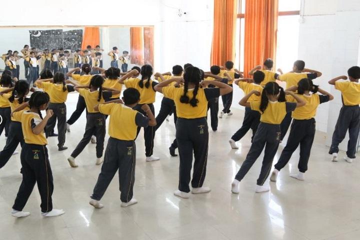 Hanumant High School-Dance Room