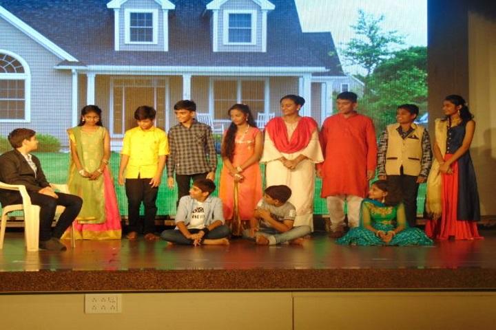 Hanumant High School-Drama