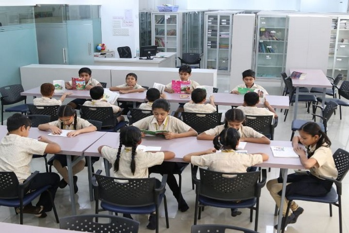 Hanumant High School-Library
