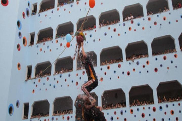 Hills High School-Janmashtmi Celebrations