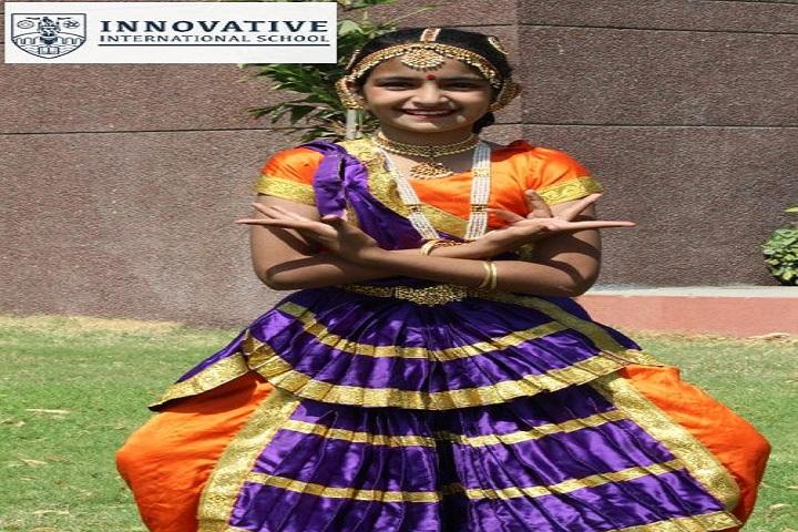 Innovative International School-Bharatanatyam