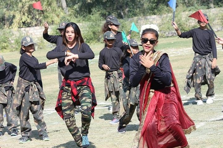 Innovative International School-Dance