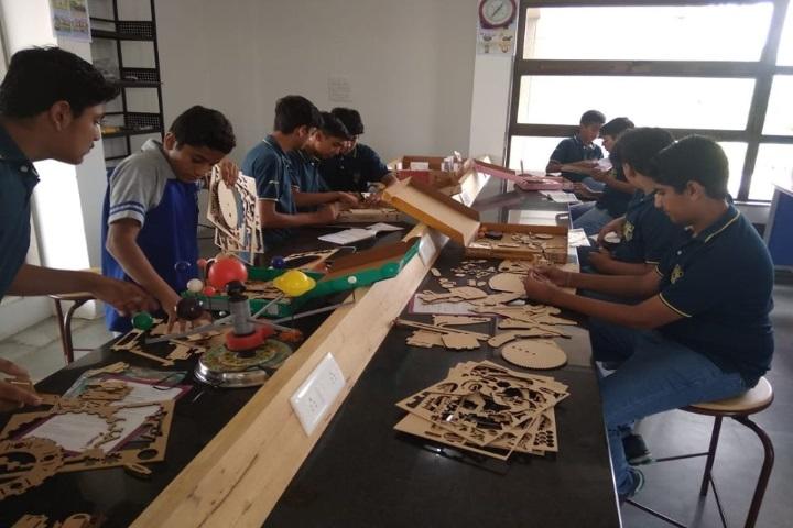 Innovative International School-Science Project