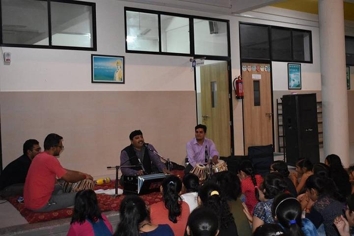 J  P MODI SCHOOL-Music Room
