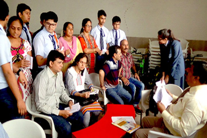 J H Ambani Saraswati Vidya Mandir-Guidance and Counselling Centre