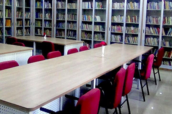 J H Ambani Saraswati Vidya Mandir-Library