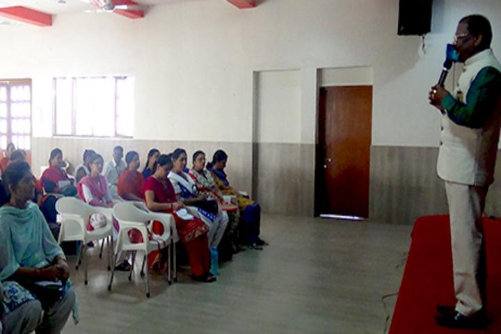 J H Ambani Saraswati Vidya Mandir-Multipurpose Hall