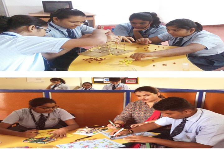 J H Ambani Saraswati Vidya Mandir-Project