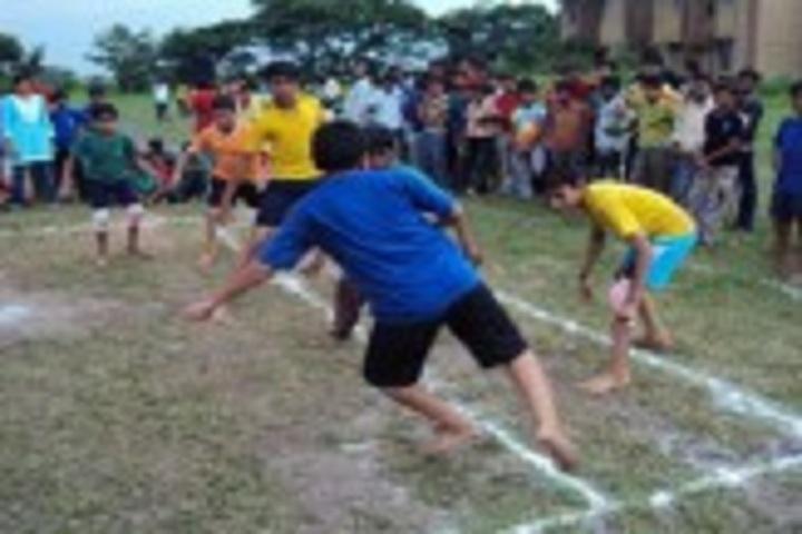 Jawahar Navodaya Vidyalaya School-Cluster Level Sports