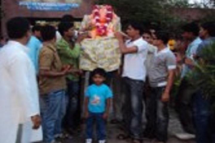 Jawahar Navodaya Vidyalaya School-Ganesh Chaturti