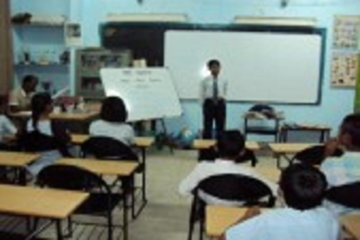Jawahar Navodaya Vidyalaya School-Speech Competition