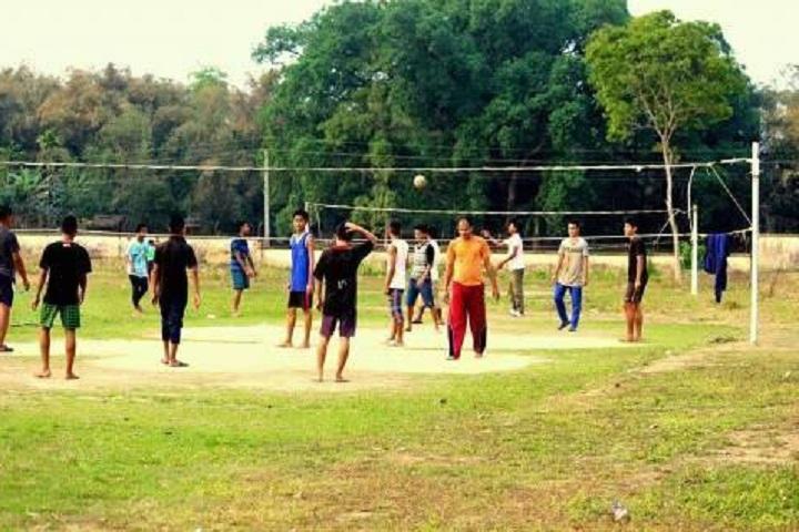 Jawahar Navodaya Vidyalaya School-Volley ball