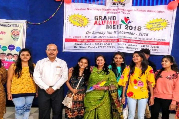 Jawahar Navodaya Vidyalaya-Event 1