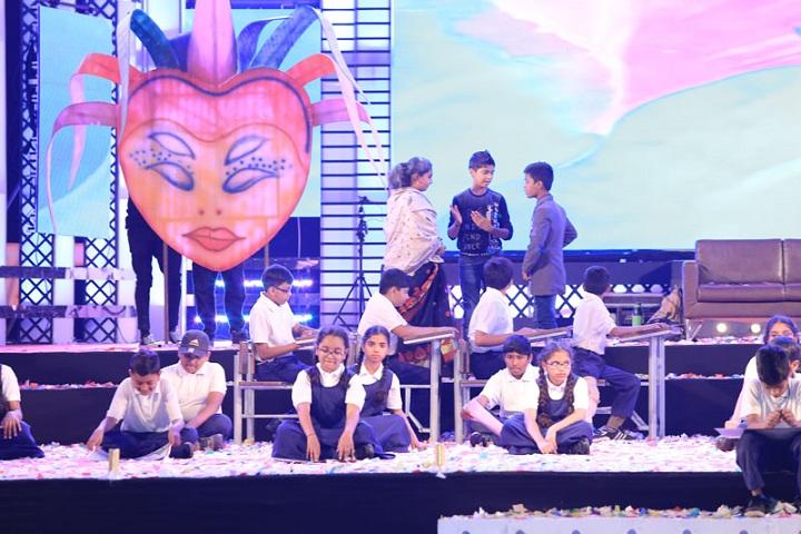 Jay Ambe International School-Drama Performance