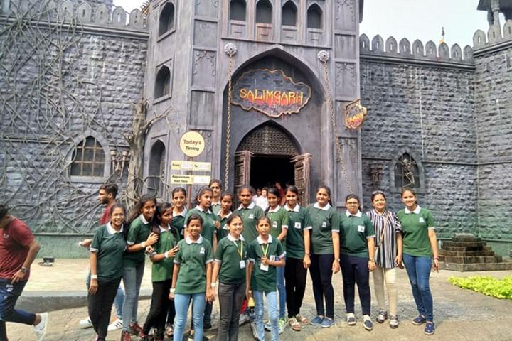 Jay Ambe International School-Excursion