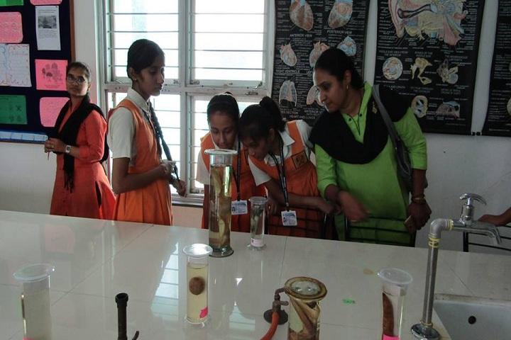Jay International School-Biology Lab