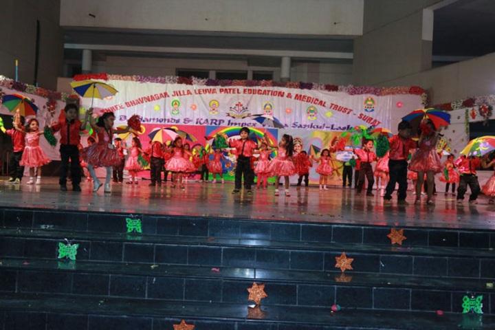 JBDiamonds KARP Impex Vidya Sankul-Annual Day Celebrations