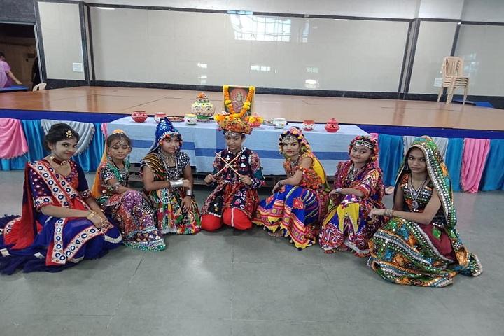 JBDiamonds and KARP Impex Vidya Sankul-Festival Celebrations