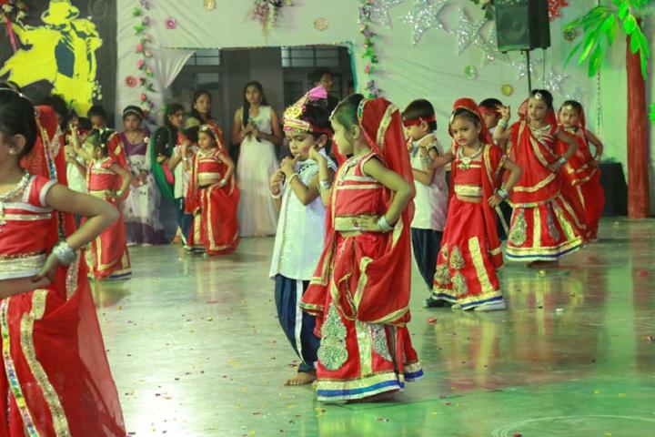 JBDiamonds and KARP Impex Vidya Sankul-Krishnastami Celebrations