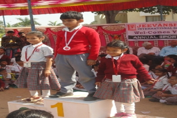 Jeevanshilp International School-Annual Sports Meet