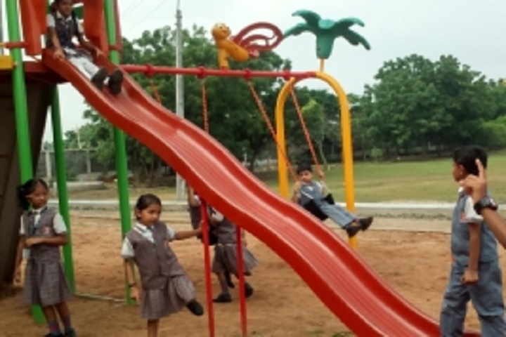 Jeevanshilp International School-Childrens Play Area