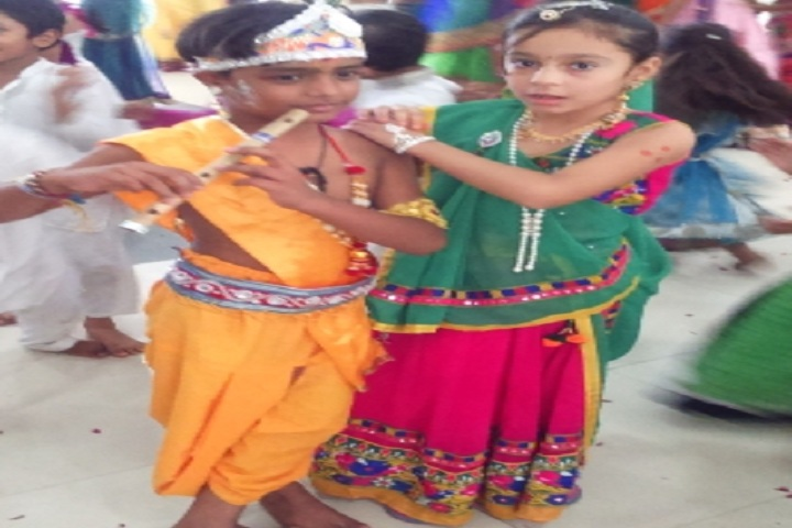 Jeevanshilp International School-Janmastami Celebrations