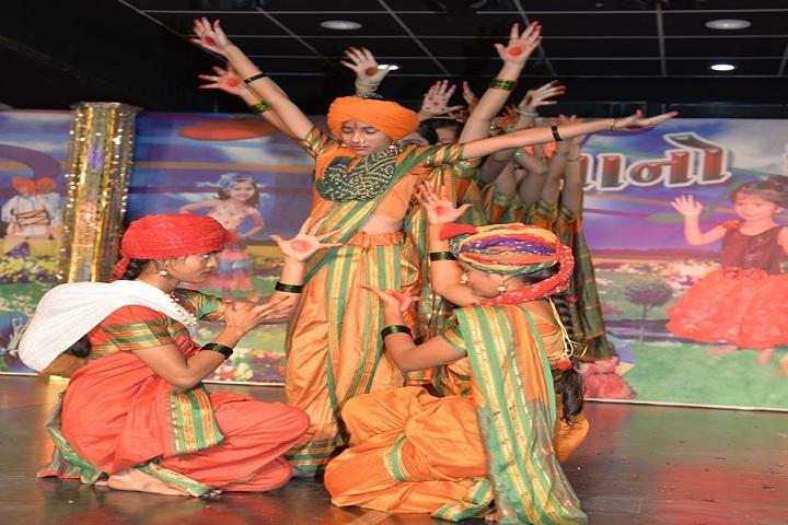 K G Dholakiya School-Annual Day Celebration