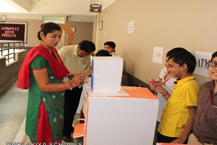 K G Dholakiya School-Activity