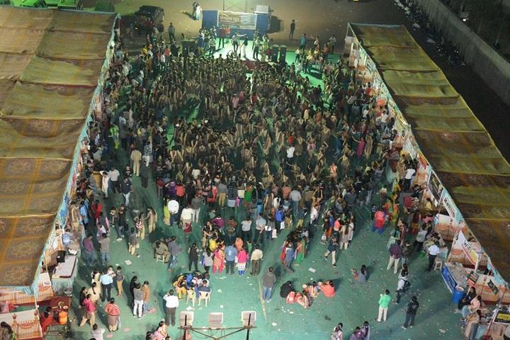K G Dholakiya School-Trade Carnival