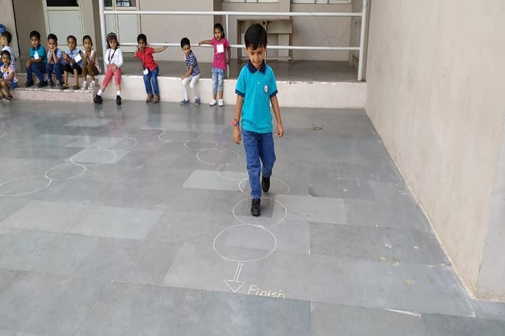 Kameshwar International School-Activity