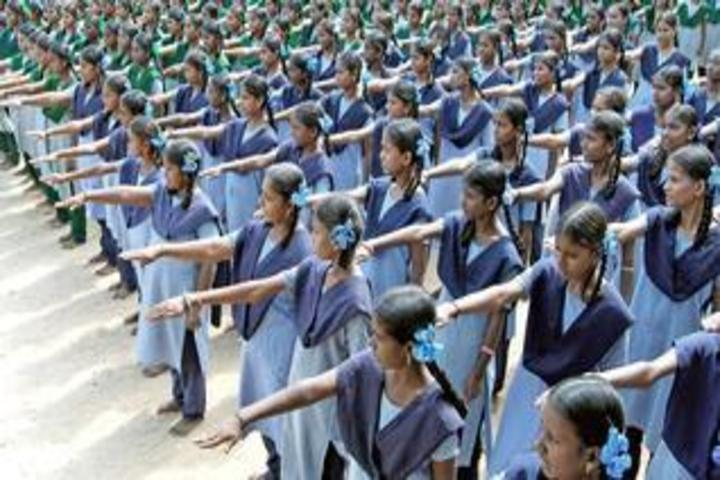 Government Higher Secondary School-Assembly