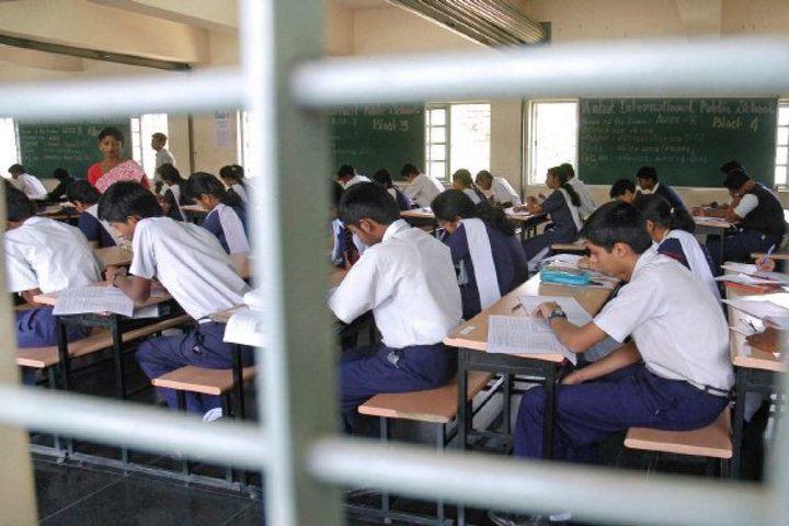 Government Higher Secondary School-Classroom