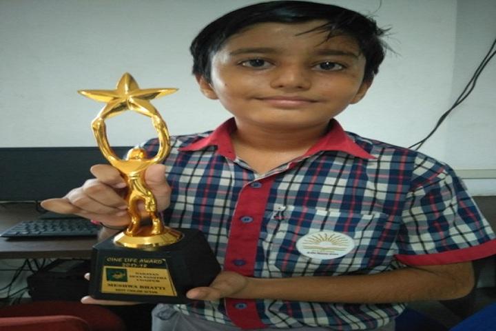 Kendriya Vidyalaya-Prize Winner